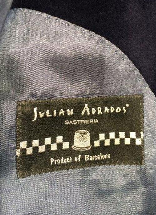 Julian Adrados | Atelier, Sastreria a medida